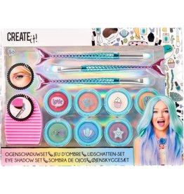 Create it Create It! Oogschaduwset Eye Shadow Meisjes 11-delig