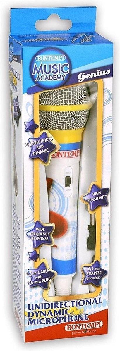 Bontempi Karaoke Microfoon Bontempi Genius
