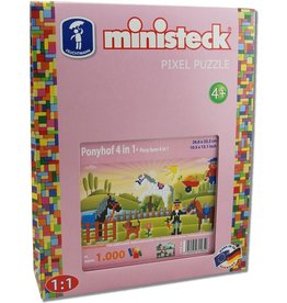 Ministeck Ministeck manege    4in1