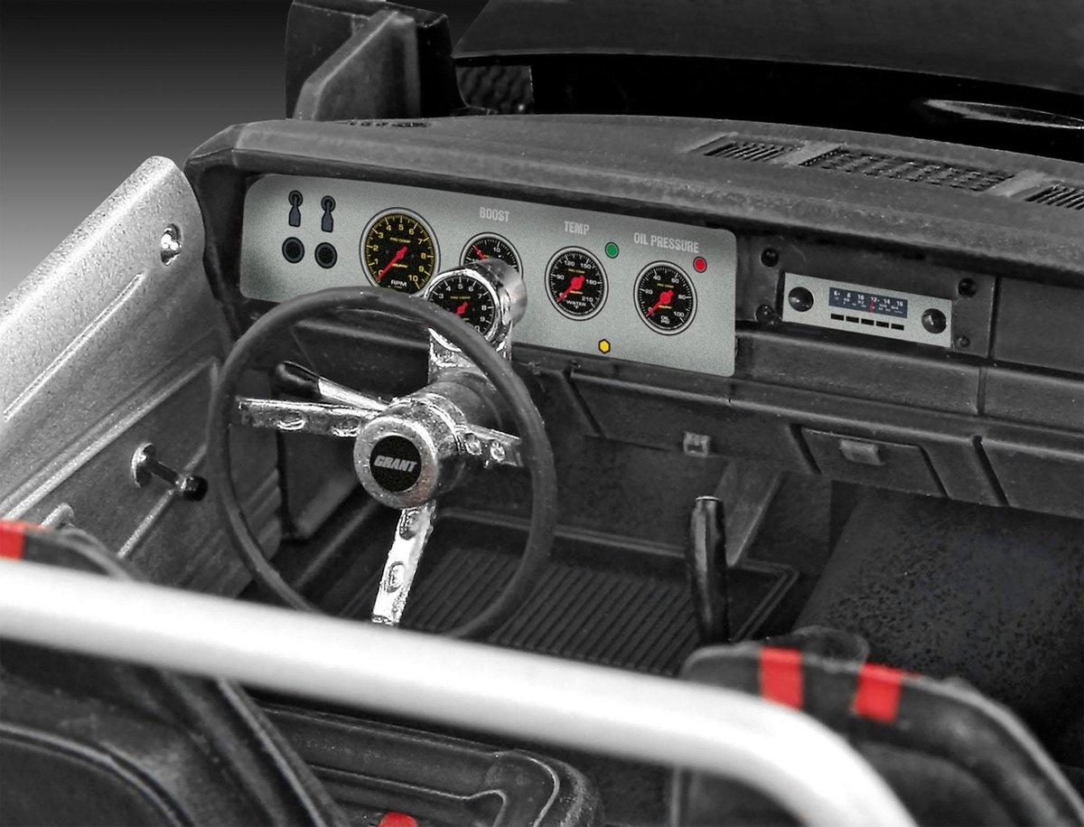 Revell Domonic's '70 dodge charger