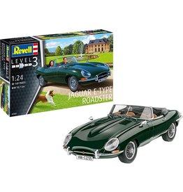 Revell Jaguar e-type roadster