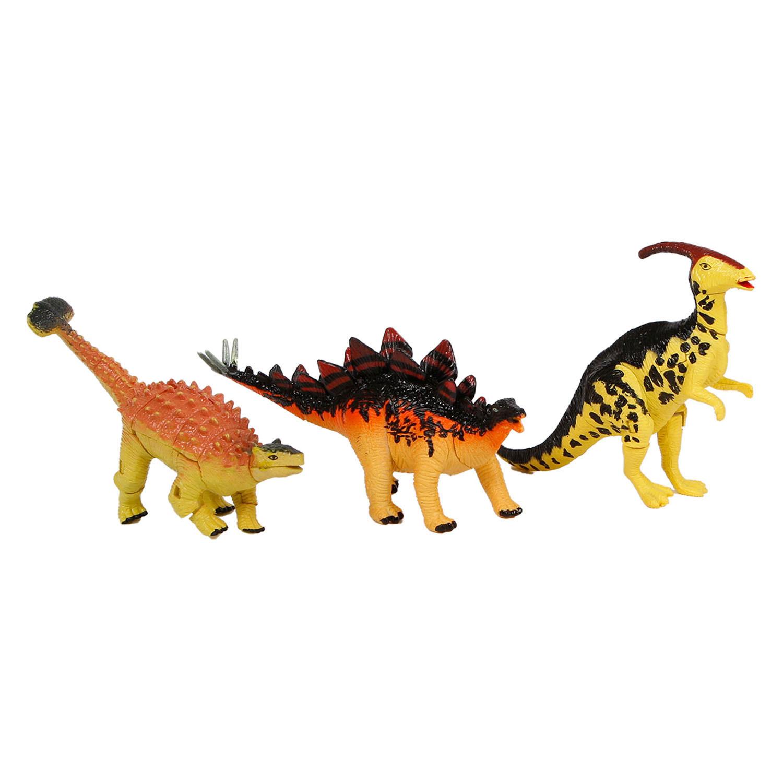 van Manen Dinoworld 3d dinosaurus 9cm