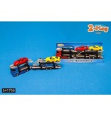 2-Play 2-Play Traffic - Autotransporter inclusief 3 auto`s