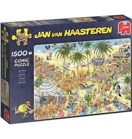 Jan van Haasteren Puzzel 1500 de oase
