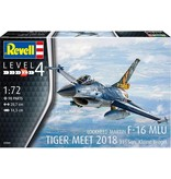 Revell F-16 mlu tiger meet 2018 kl.br