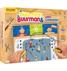 Just games Buurman en buurman leren combi