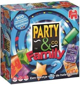 Jumbo Party & co. family