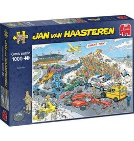 Jan van Haasteren Puzzel 1000 formule 1 de start