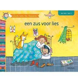 Zin om te lezen! zus voor lies