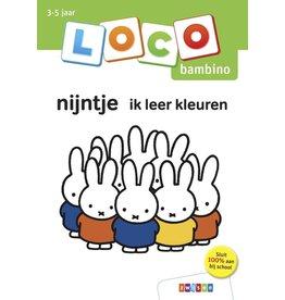 Loco Loco bambino nijntje kleuren