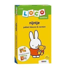 Loco Loco bambino basisds klr&vrm