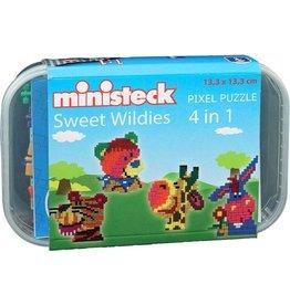 Ministeck Ministeck sweet wildies 4in1