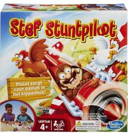 Hasbro Stef Stuntpiloot - Bordspel