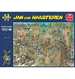 Jan van Haasteren Puzzel middeleeuwen 5000