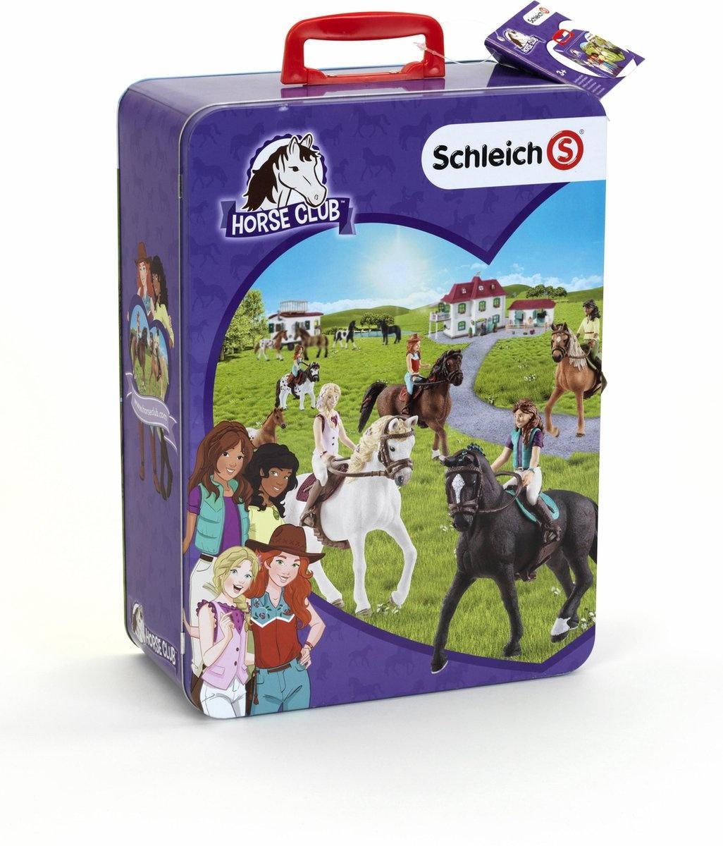 Schleich Horse club verzamelblik