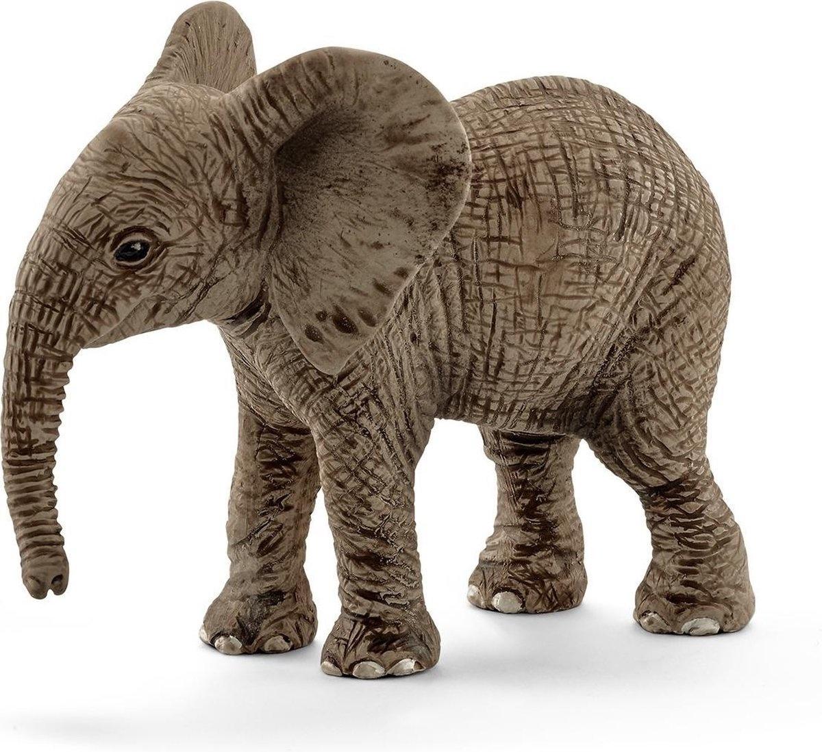 Schleich Dier afrikaans olifant kalf