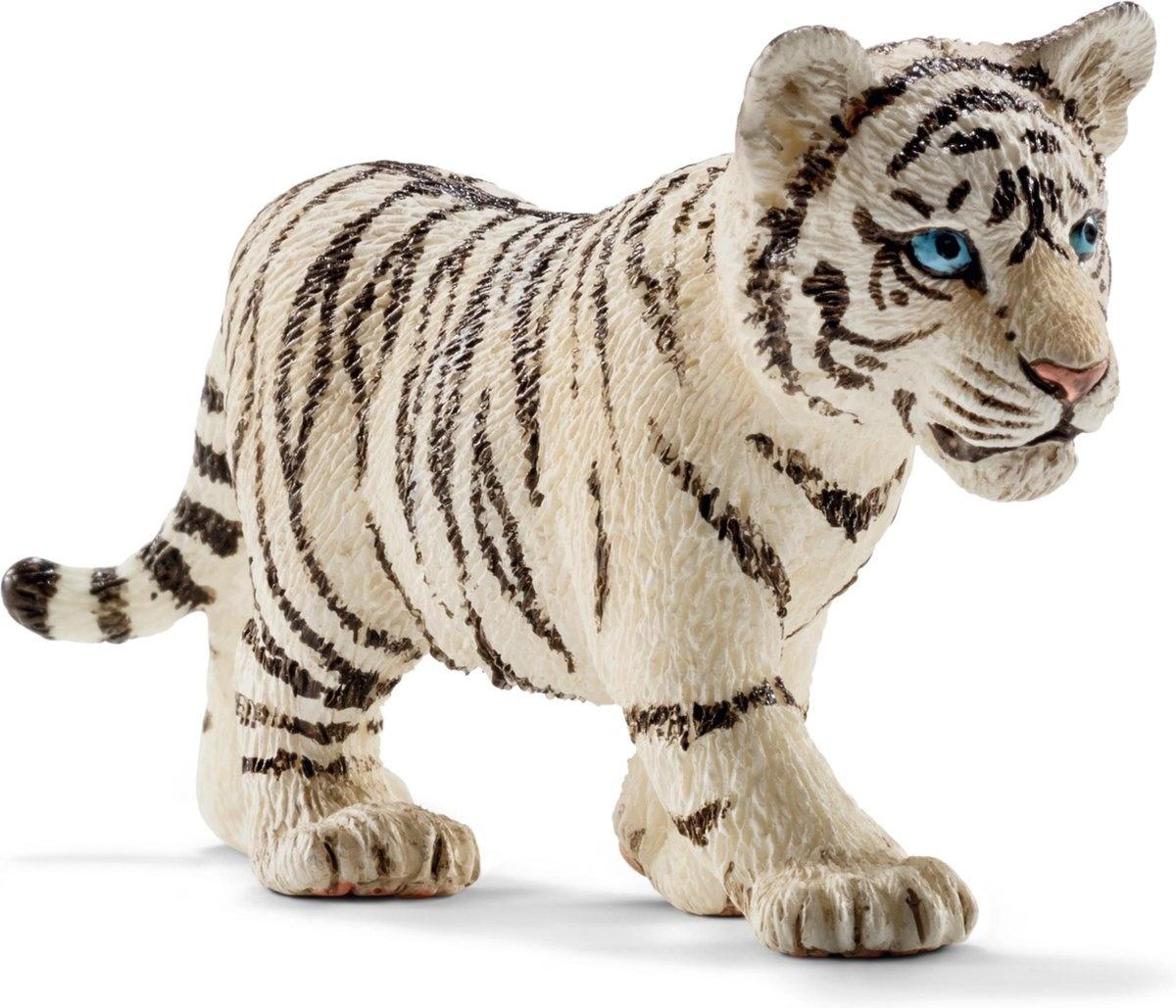 Schleich Dier jonge witte tijger