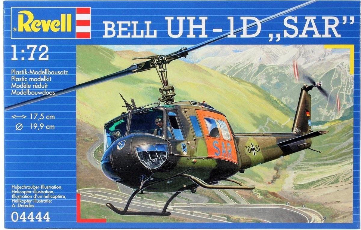 """Revell Bell uh-1d """"sar""""        revell"""
