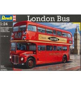 Revell London bus              revell