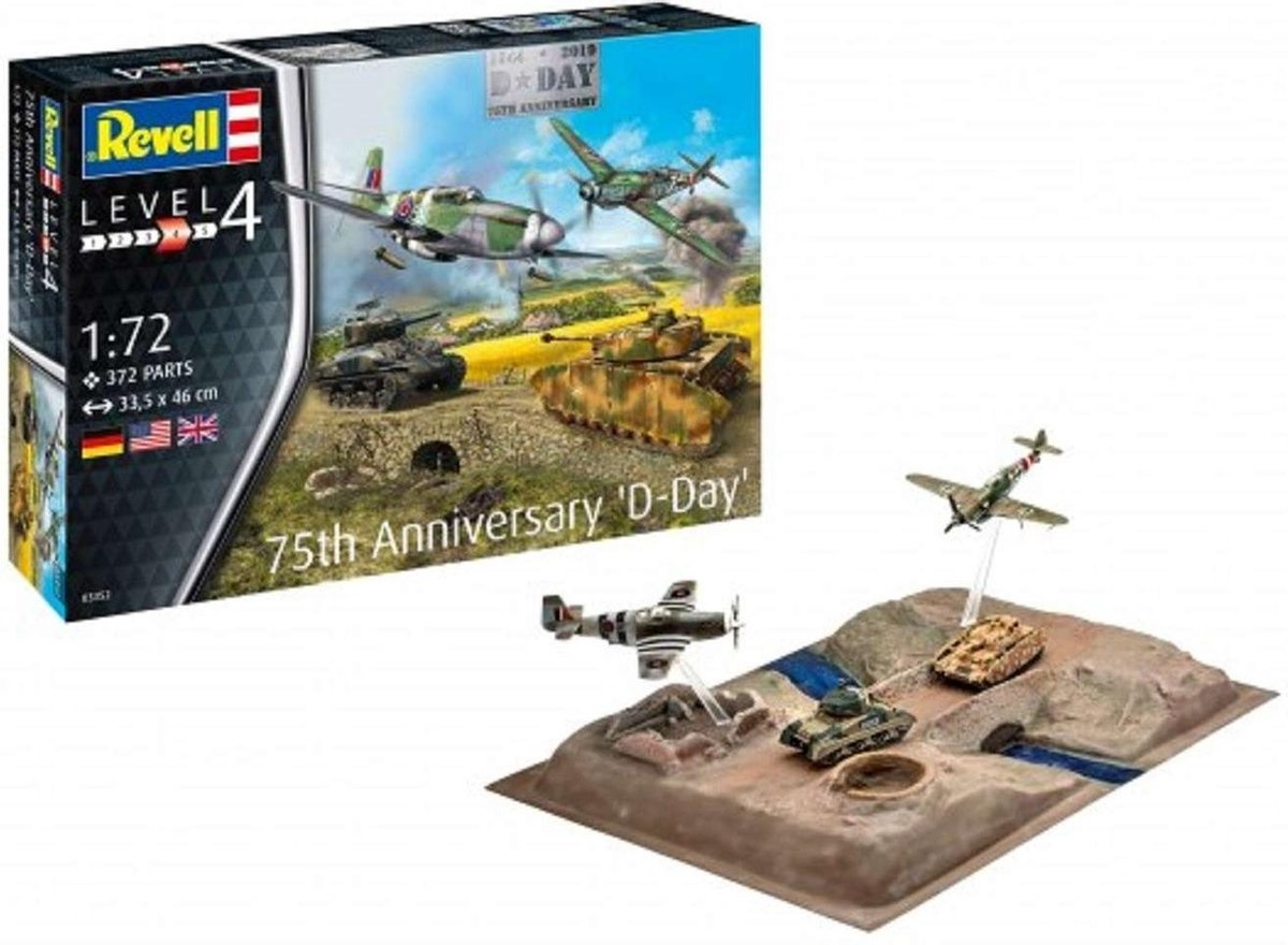 Revell 75th annivers