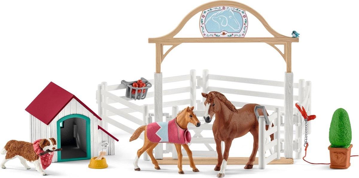Schleich Horse club hanna's gastenverbl