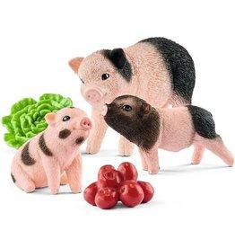 Schleich Dier varken met biggetjes