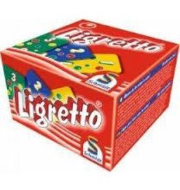 999 Games Ligretto red