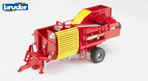 Bruder Grimme SE 75-30 Aardappelrooimachine