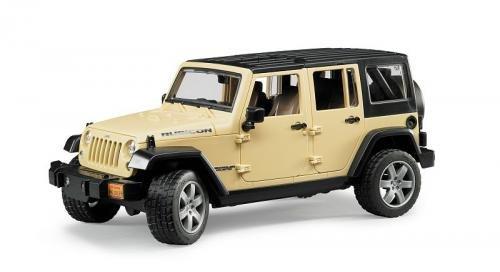 Bruder Bruder Jeep Wrangler Unlimited Rubicon