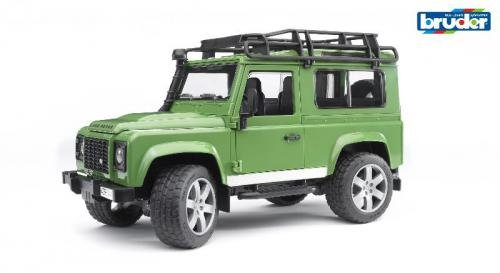 Bruder Bruder Land Rover Defender