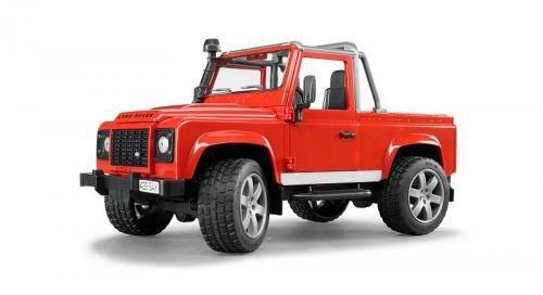 Bruder Bruder Land Rover Defender Pick Up