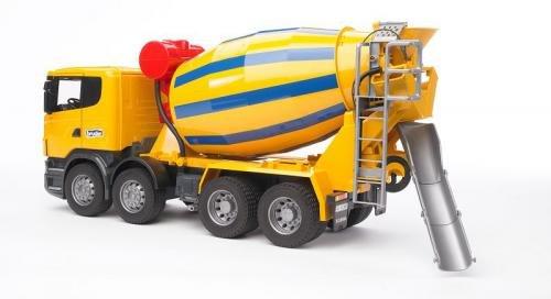 Bruder Bruder Scania R-Series Cementmixer