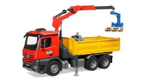 Bruder Bruder MB Arocs bouwvrachtwagen met kraan