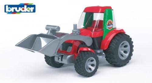 Bruder Bruder ROADMAX tractor met voorlader