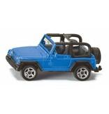 Siku Siku blister serie 13 Jeep Wrangler