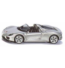 Siku Siku blister serie 14 Porsche 918 Spyder