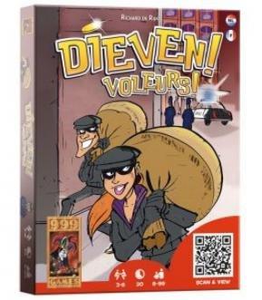 999 Games Dieven!