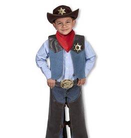 Melissa & Doug Melissa & Doug Cowboy verkleed kleding