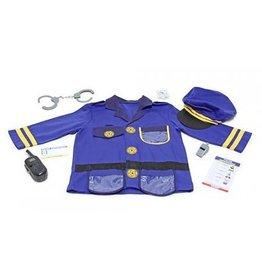 Melissa & Doug Politie verkleed kleding
