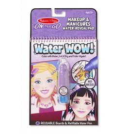 Melissa & Doug Water Wow Make-up & Manicures