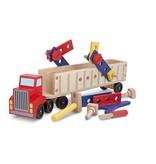 Melissa & Doug Big Truck Building Set