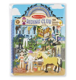Melissa & Doug Stickers Puffy Horse