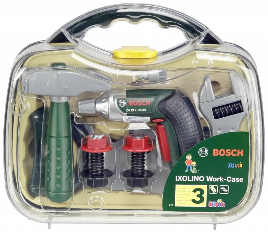 Klein Bosch Werkkoffer met Accuboormachine