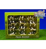 Kids Globe Kids Globe Farming koeien (267509)