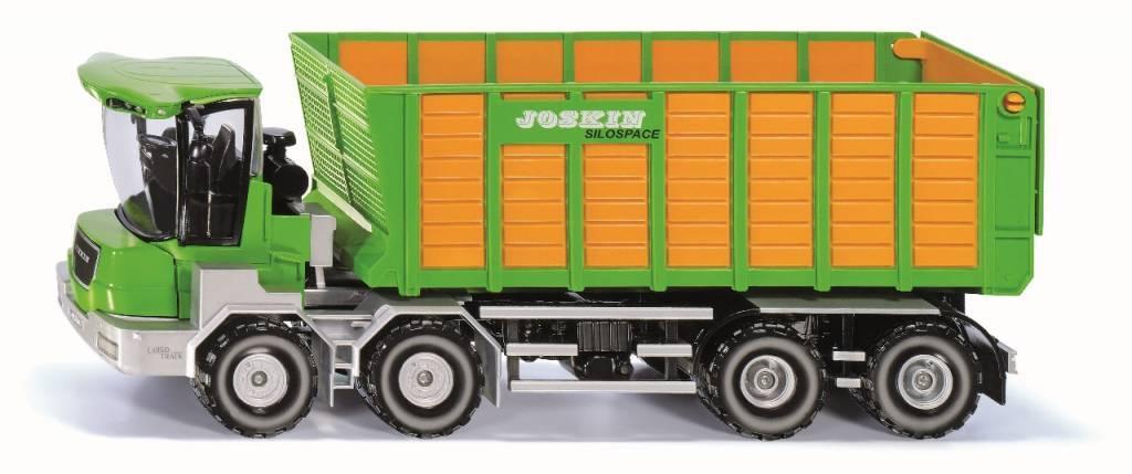 Bruder Bruder Joskin Cargo-Track met oplader (040644)