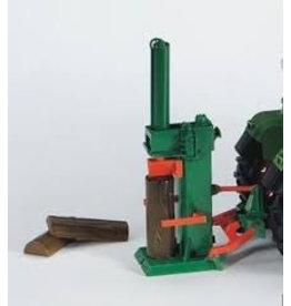 Bruder BRUDER Posch houtkloofaanhanger met 4 houtblokken