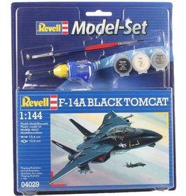 Revell Revell Model Set F-14A Black Tomcat