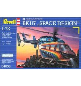 Revell 04833 Eurocopter BK 117 'Space Design'
