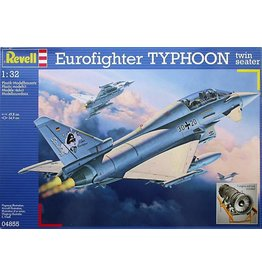 Revell Revell 04855 Eurofighter Typhoon Twin Seater