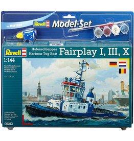 Revell Revell 65213 Harbour Tug Boat Geschenkset